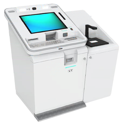 Account Open & Instant Card Printing Kiosk